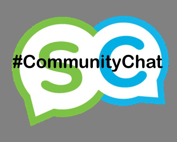 #Communitychat