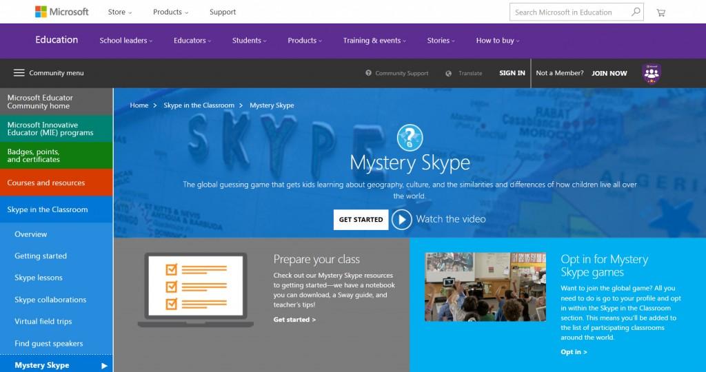 Mystery Skype 1