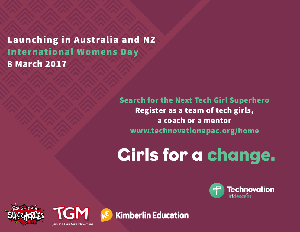 Tech Girls Movement: celebrating women in technology